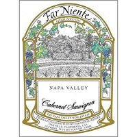Hand-Picked Selection: Far Niente Cabernet Sauvignon Label