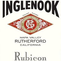 Hand-Picked Selection: Rubicon Cabernet Sauvignon Label
