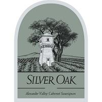 Hand-Picked Selection: Silver Oak Cabernet Sauvignon Alexander Valley Label