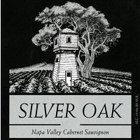 Hand-Picked Selection: Silver Oak Cabernet Sauvignon Napa Label